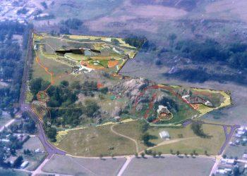 Parque lítico La Movediza